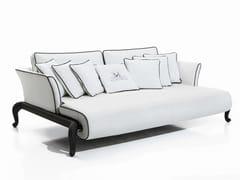 - Relaxing fabric garden sofa CANOPO | Relaxing sofa - Samuele Mazza Outdoor Collection by DFN