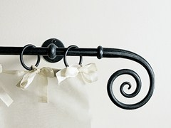- Wrought iron rod finial RICCIOLI - CIACCI
