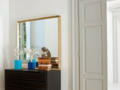 - Square framed mirror SQUARE | Square mirror - CIACCI