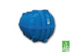 Impianto automatico di recupero acque per uso wc e lavatrice RIUSA PLUS - Redi