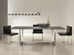- Table / meeting table PABLO | Rectangular table - CIACCI