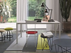 - Lacquered rectangular table EDO | Rectangular table - CIACCI