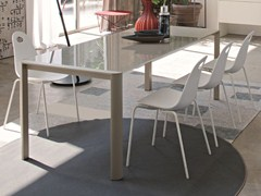 - Extending rectangular table R6 | Extending table - CIACCI