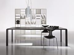 - Extending rectangular table SLIM | Extending table - CIACCI