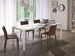 - Extending rectangular table TRIM | Extending table - CIACCI