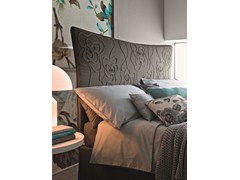 - Woolen fabric headboard TEA | Headboard - CIACCI