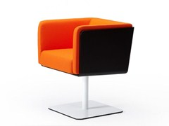 - Easy chair with armrests COCO | Easy chair - ROSSIN