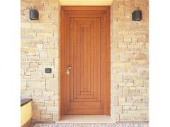 Porta d'ingresso in rovere per esternoPorta d'ingresso in rovere - CARMINATI SERRAMENTI