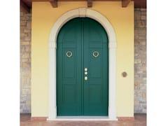 Porta d'ingresso blindata ad arco per esternoPorta d'ingresso blindata - CARMINATI SERRAMENTI