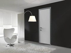 - Hinged wooden door EASYDOOR | Wooden door - ALsistem