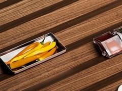 Divisorio per cassetti / contenitore per alimenti in acciaio inoxB3 INTERIOR SYSTEM | Contenitore per alimenti - BULTHAUP