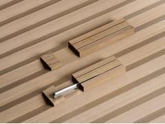 Ceppo coltelli in legnoB3 INTERIOR SYSTEM | Ceppo coltelli in legno - BULTHAUP