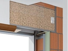 - Box for roller shutter CASSONETTO DF TERMOACUSTICO ISOLANTE - De Faveri