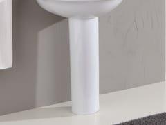 - Washbasin pedestal FEDERICA | Washbasin pedestal - Olympia Ceramica