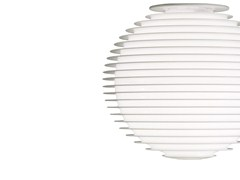 - Halogen polycarbonate ceiling lamp FLOW H4 - Rotaliana