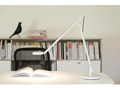 - LED aluminium desk lamp STRING T1 - Rotaliana