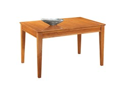 - Extending rectangular wooden table SOPHIA | Table - SELVA