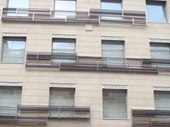 Parapetto per finestre e balconiBALAUSTRA - YDF