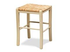 - Beech stool PAESANA 485 Z - Palma