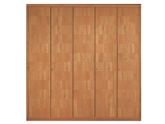 - Cherry wood wardrobe '900 | Wardrobe - Morelato