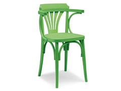 - Beech chair with armrests YARD 446 CP - Palma