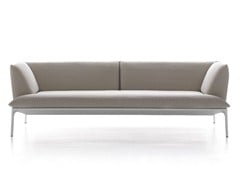 - Sofa with removable cover YALE | Sofa - MDF Italia