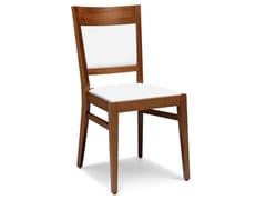 - Upholstered beech chair SOUL 472 B - Palma