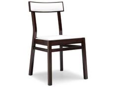 - Beech chair ITALIA 439 D - Palma
