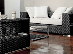 - Sofa with integrated magazine rack DOMUS | Sofa - Dolcefarniente by DFN
