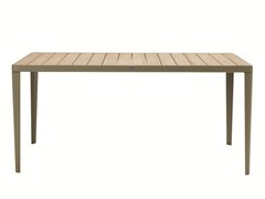 - Rectangular garden table LAREN | Rectangular table - Ethimo