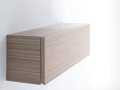 - Wooden wall cabinet METROPOLIS 13 | Wall cabinet - LASA IDEA