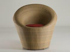 - Resin garden armchair MARATEA | Garden armchair - Dolcefarniente by DFN
