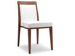 - Upholstered beech chair OPERA BOHEME 49 EF - Palma