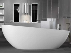 - Oval bathtub SMOOTH 1 - RIFRA