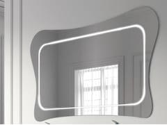 - Bathroom mirror GAU-135 - LASA IDEA