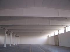 Pittura intumescente per strutture in cemento armatoFIREBLOCK® 2010/C - STARKEM® SRL