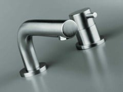 - 2 hole washbasin mixer COCOON MONO SET 04 - COCOON