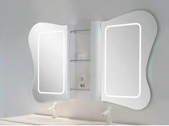 - Bathroom mirror GAU-140 - LASA IDEA