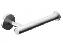 - Stainless steel toilet roll holder COCOON MONO 60 - COCOON