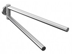 - Stainless steel towel rail COCOON MONO 59 - COCOON