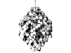 - Metal pendant lamp FUN 0DA - Verpan