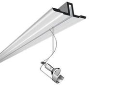 - Ceiling mounted lighting profile LIGHTLIGHT® IN SYSTEM PROFILE FLUSHED - FLOS