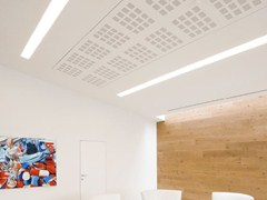 - Built-in Linear lighting profile for LED modules SOFTPROFILE SMOOTH | Ceiling mounted Linear lighting profile - FLOS