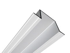 - Ceiling mounted modular lighting profile USP 01 18 15 | Built-in lighting profile - FLOS