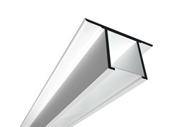 - Lighting profile with diffuser USP 11 08 12 - FLOS