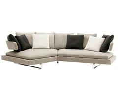 - Corner fabric sofa ARNE | Corner sofa - B&B Italia