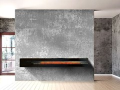 Wall-mounted decorative radiator THE DIAPASON OF LOVE - Vanixa
