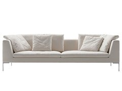 - Fabric sofa CHARLES LARGE | Sofa - B&B Italia