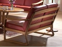 - Sled base 2 seater sofa 1210 | 2 seater sofa - Dyrlund