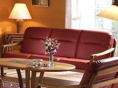 - Sled base 3 seater sofa 1210 | 3 seater sofa - Dyrlund